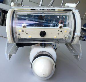 Prototype Open-ROV rétro-conçu