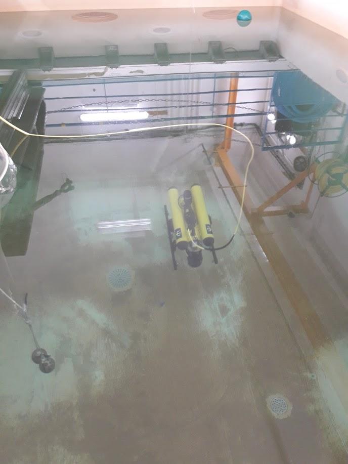 indoor tank
